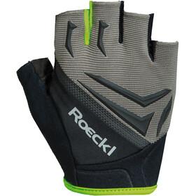 Roeckl Isar Handschoenen, zwart/grijs